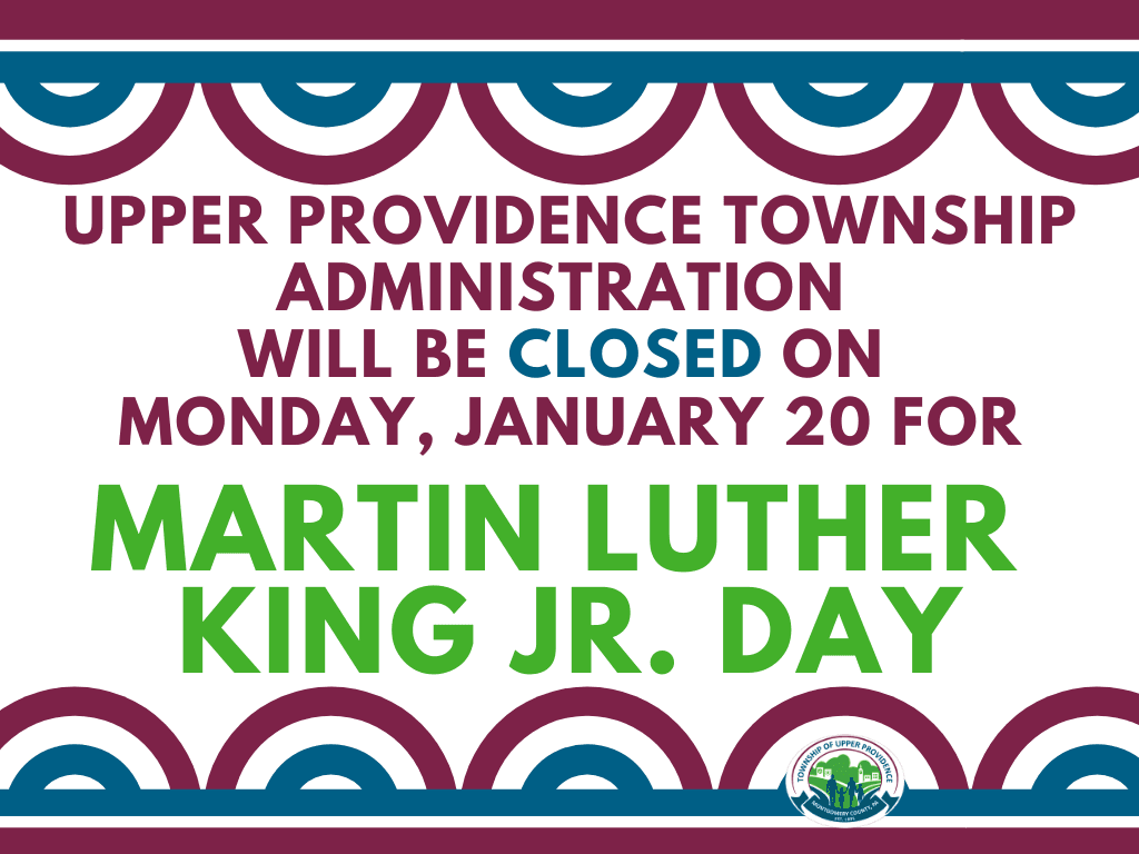 Closed Martin Luther King Jr Day - Newsflash