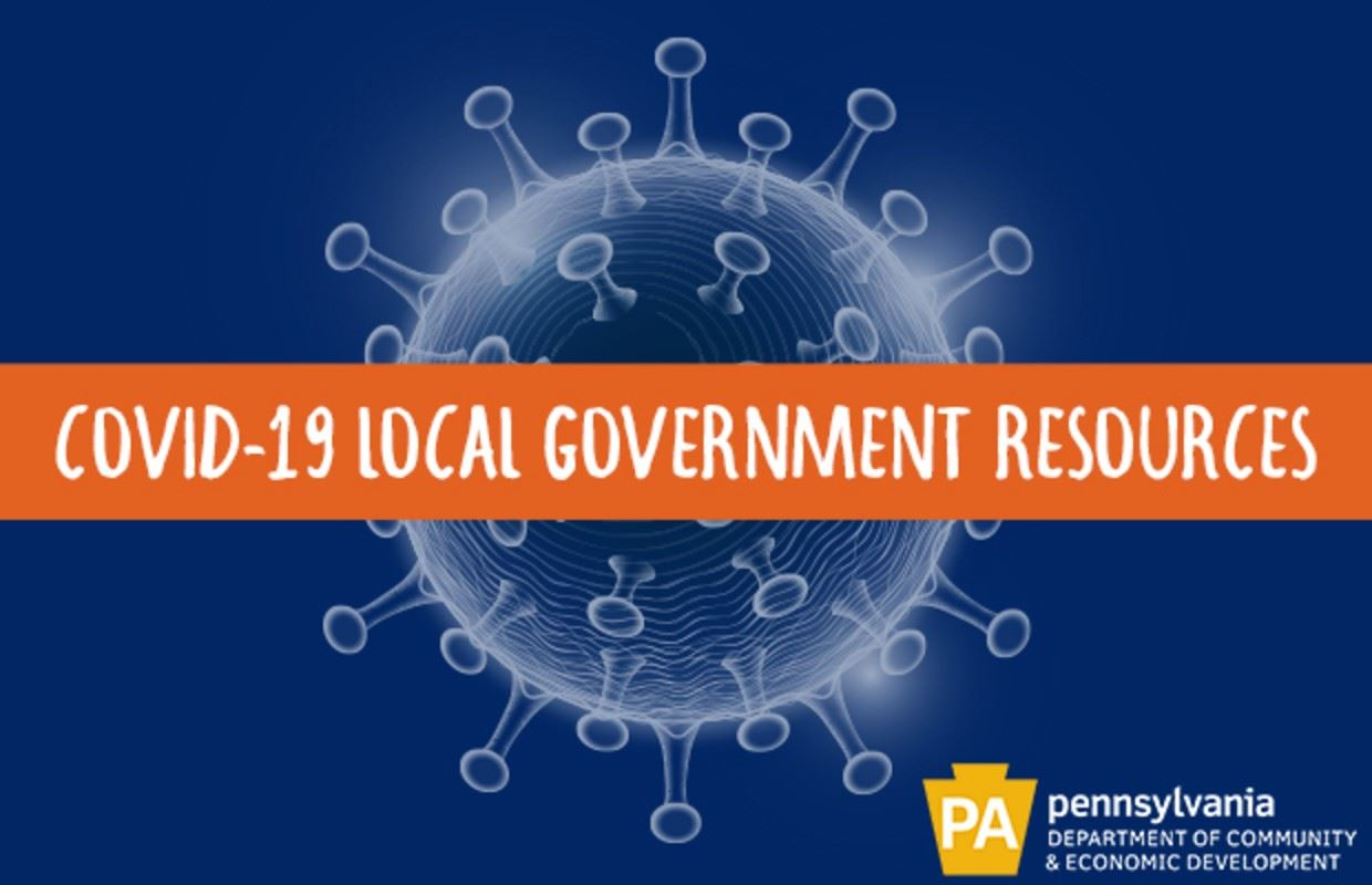 DCED Covid-19 Government Resources
