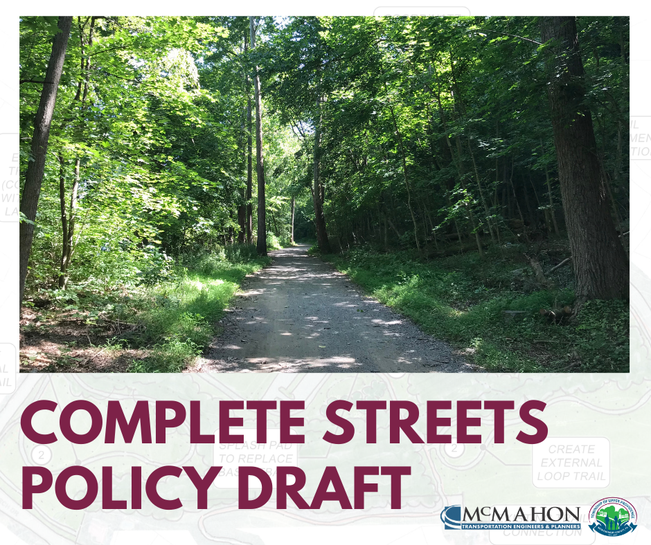 Complete Streets Policy Draft