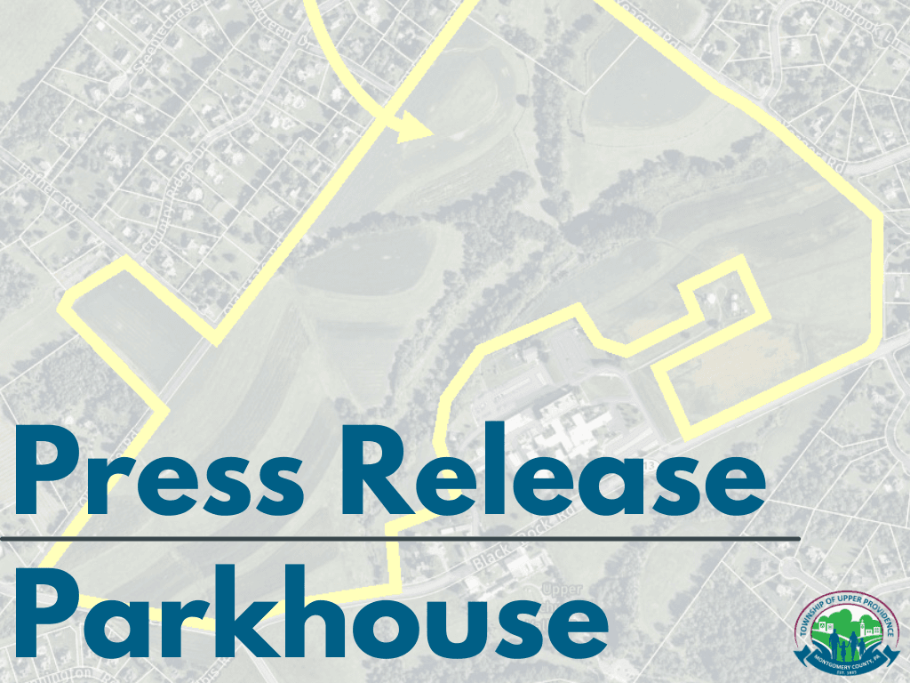 Press Release_ Regarding Parkhouse