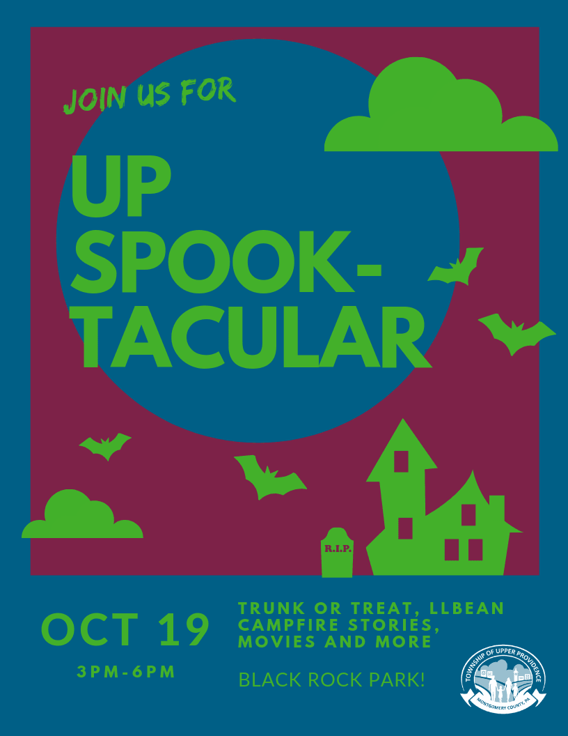 UP SPOOK-TACULAR